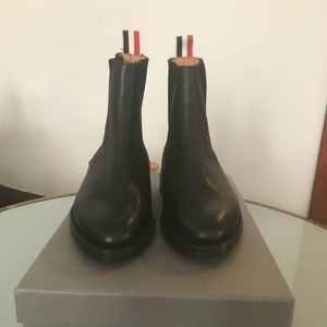 Brand new Thom Browne Chelsea boots